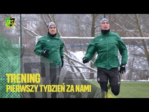 [GKS TV] Pitagoras, Vasquez, Lauda i  bolące nogi – kończymy pierwszy tydzień treningów