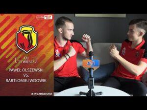 [Jaga w Belek 2021] Jaga Quiz – Co Ty wiesz? Paweł Olszewski vs. Bartłomiej Wdowik