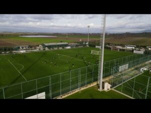 Pierwszy trening na Susesi, Đorđe Miedziowym, stadiony świata Żubra i Jonia   #BelekZL2021