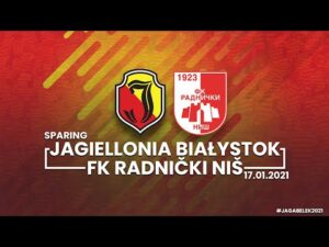[Jaga w Belek 2021] Jagiellonia Białystok – FK Radnički Niš