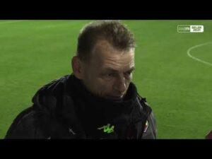 [Jaga w Belek 2021] Dzień 8. Wypowiedź trenera po meczu oraz skrót  Jagiellonia vs KF Ballkani 1:2