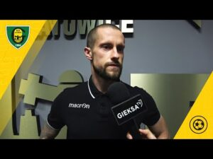 Read more about the article Rafał Figiel nowym zawodnikiem GKS Katowice (18 01 2021)