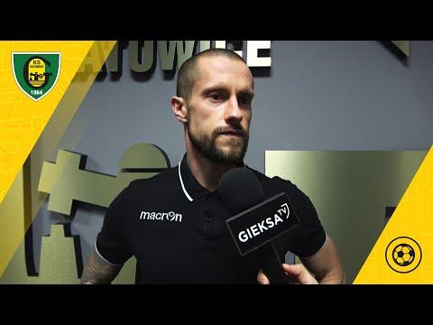 Rafał Figiel nowym zawodnikiem GKS Katowice (18 01 2021)