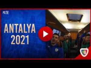 ANTALYA 2021   Nowa przyśpiewka.