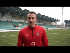 Michał Koj o meczu sparingowym z AS Trenčín (19.01.2021)