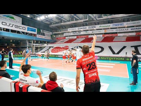 Kulisy meczu z Treflem Gdańsk