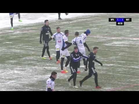 Wisła Płock 2-1 Motor Lublin | Mecz kontrolny | 19.01.2021 | SKRÓT