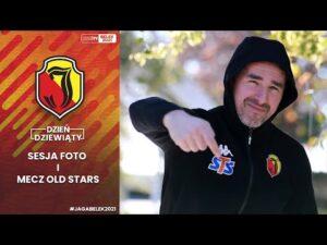 [Jaga w Belek 2021] Dzień 9. Sesja foto i mecz OLD STARS