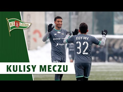 Lechia Gdańsk – Olimpia Grudziądz 9:1 | KULISY MECZU