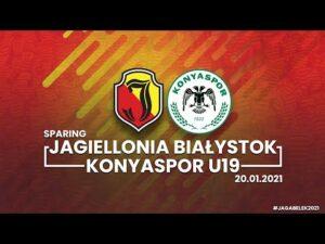 Read more about the article [Jaga w Belek 2021] Jagiellonia Białystok – Konyaspor U19