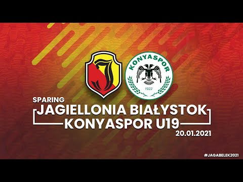 [Jaga w Belek 2021] Jagiellonia Białystok – Konyaspor U19