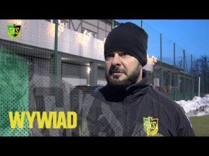 [GKS TV] Paweł Ściebura po meczu z Pniówkiem Pawłowice