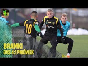 [GKS TV] Bramki z meczu GKS Jastrzębie – Pniówek Pawłowice (4:1)