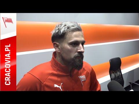 Marcos Álvarez po sparingu z GKS Katowice (20.01.2021) [NAPISY PL]