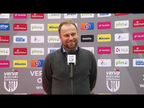 Piotr Gacek podsumowuje 2020 rok i czeka na mecz ze Stalą Nysa