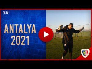 ANTALYA 2021  Ostatni trening w Turcji.