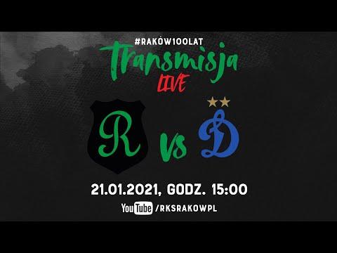 Live: Raków Częstochowa – Dinamo Moskwa (sparing 21.01.2021) | #RAKOWONTUR 🇹🇷