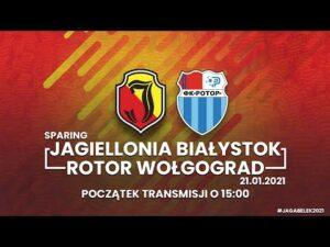 Read more about the article [Jaga w Belek 2021] Jagiellonia Białystok – Rotor Wołgograd