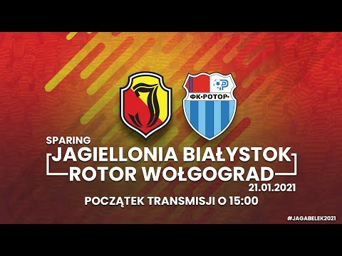 [Jaga w Belek 2021] Jagiellonia Białystok – Rotor Wołgograd