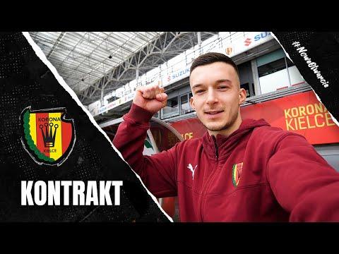 Zvonimir Petrović na dłużej w Koronie! (22.01.2021)