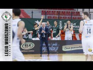 "Read more about the article ""Na podsłuchu"" – trener Wojciech Kamiński   Legia Warszawa Koszykówka"