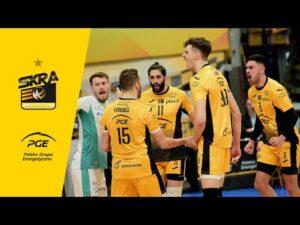 Read more about the article PGE Skra z ważnym zwycięstwem przed Ligą Mistrzów!