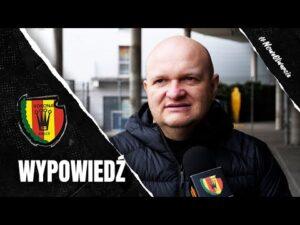 Read more about the article Trener Bartoszek po sparingu z Zagłębiem Sosnowiec (23.01.2021)
