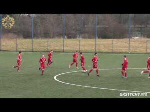 Sparing: Skrót meczu GKS Tychy – FK Fotbal Třinec 5:1