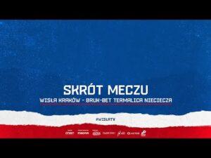 Read more about the article Skrót meczu Wisła – Bruk-Bet Termalica 2-1 (23.01.2021)