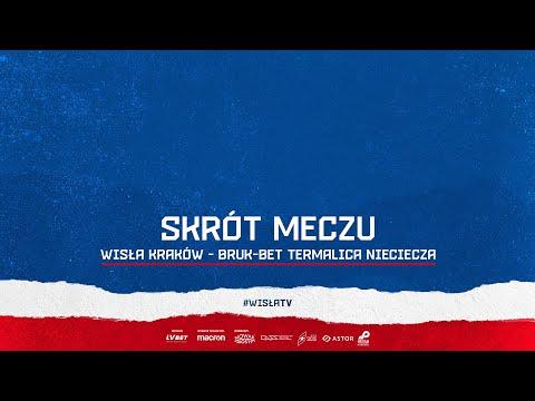 Skrót meczu Wisła – Bruk-Bet Termalica 2-1 (23.01.2021)