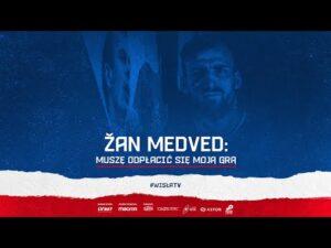 Read more about the article Medved: Muszę odpłacić się moją grą