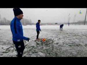 Marek Kleitz, Koki Hinokio oraz Sam van Huffel mierzą się z wyzwaniem (25.01.2021 r.)
