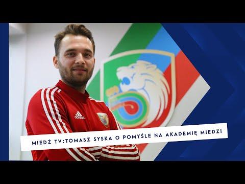 [MIEDŻ TV] Tomasz Syska o wizji rozwoju Akademii Piłkarskiej Miedzi Legnica