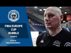 Read more about the article FIBA Europe Cup Bubble | Dzień 0