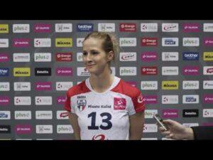 Emilia Mucha: Nie ukrywam, że chciałam jeszcze trochę pograć w tym sezonie