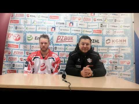 Raport pomeczowy KH Energa Toruń – GKS Tychy 6-3