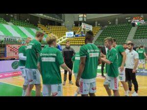 Enea Zastal BC Zielona Góra – Trefl Sopot 101:82 (skrót meczu)