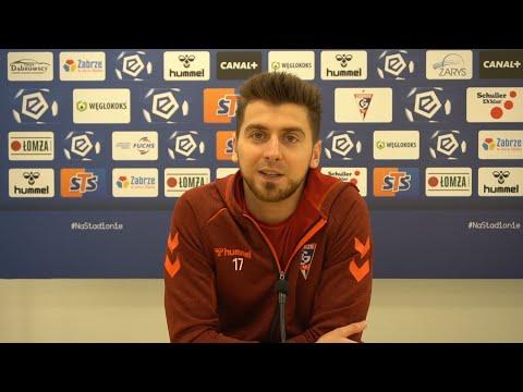 Bartosz Nowak o starcie przygotowań do rundy wiosennej