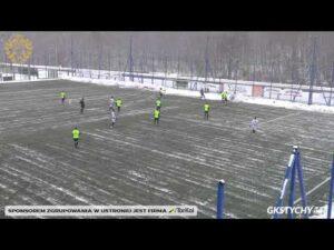 Skrót meczu: GKS Tychy – GKS Katowice 0:1