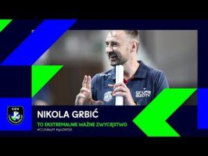 Read more about the article Nikola Grbić: to ekstremalnie ważne zwycięstwo
