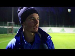 Hubert Szramka: Mecz z Legią był dobrym przetarciem (27.01.2021 r.)