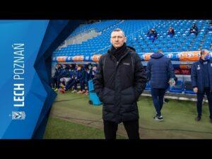 KONFERENCJA prasowa trenera Dariusza ŻURAWIA przed meczem z GÓRNIKIEM Zabrze
