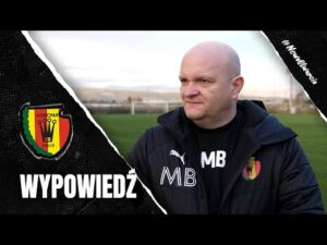 Trener Bartoszek po sparingu ze Spartakiem II Moskwa (28.01.2021)