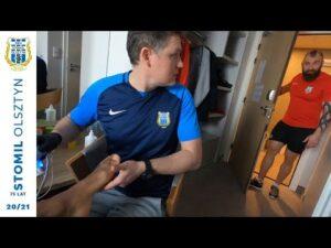 #StomilwSiedlcach2021 | Praca fizjoterapeuty, skok z rusztowania (28.01.2021 r.)