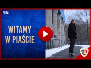 Read more about the article WITAMY W PIAŚCIE | Mateusz Winciersz