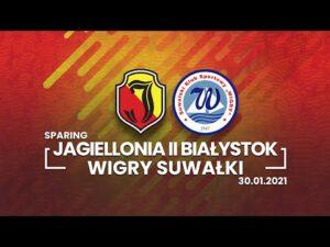 Jagiellonia II Białystok – Wigry Suwałki[sparing]