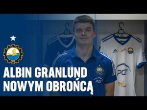 TV Stal: Albin Granlund nowym obrońcą