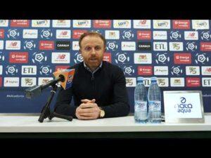 Read more about the article Konferencja prasowa po meczu Lechia Gdańsk – Jagiellonia Białystok | #Ekstraklasa