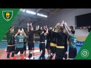 PlusLiga: GKS Katowice – Jastrzębski Węgiel 2:3 (30 01 2021)
