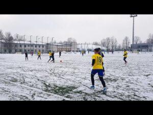 Sparing: ŁKS II Łódź – Unia Skierniewce 3:0 | SKRÓT MECZU